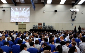 Perfect prefects' assembly (+videos)