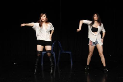 Chia-Hsian and Elaine
