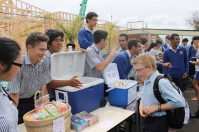 First Batten Carnival A Hit