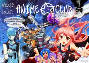Co-Curricular Showcase: AnimeClub