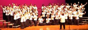 Co-Curricular Showcase: Babershop Girls' Chorus (Macappella)