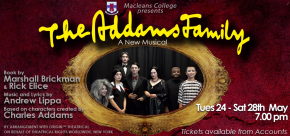 "Review: ""The Addams Family"" Musical"